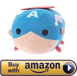 Large Captain America Tsum Tsum