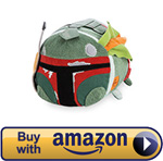 Medium Battle Boba Fett Tsum Tsum