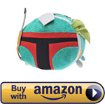 Medium Boba Fett Tsum Tsum