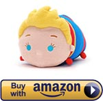 Medium Captain Marvel Tsum Tsum