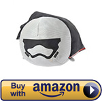 Medium Captain Phasma Tsum Tsum