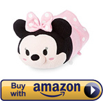 Medium Pink Minnie Tsum Tsum