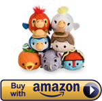 Mini Adventureland Tsum Tsum