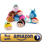 Mini Alice in Wonderland 2.0 Tsum Tsum Set