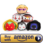 Mini Avengers 2 Tsum Tsum Set