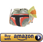 Mini Battle Boba Fett Tsum Tsum
