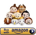 Mini Beauty and the Beast Tsum Tsum