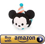 Mini Birthday Mickey Tsum Tsum