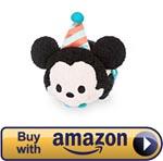 Mini Birthday Mickey Tsum Tsum