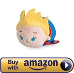 Mini Captain Marvel Tsum Tsum
