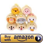 Mini Easter 2016 Tsum Tsum Set