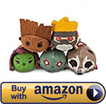 Mini Guardians of the Galaxy Tsum Tsum
