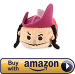 Mini Captain Hook Tsum Tsum