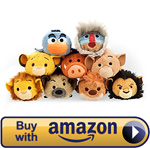 Mini Lion King Tsum Tsum Set