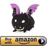 Mini Maleficent as Dragon Tsum Tsum