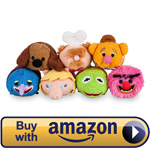 Mini Muppets Tsum Tsum Set