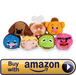 Mini Muppets Tsum Tsum Set