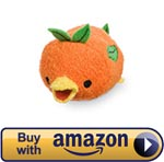Mini Orange Bird Tsum Tsum