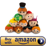 Mini Peter Pan Tsum Tsum Set