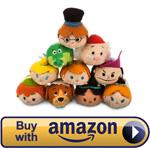 Mini Peter Pan Tsum Tsum Set