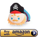 Mini Pirate Captain Tsum Tsum