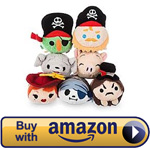 Mini Pirates of the Caribbean Tsum Tsum Set