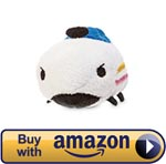 Mini Space Mountain Rocket Tsum Tsum