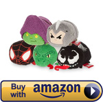 Mini Ultimate Spider-Man Tsum Tsum Set