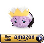 Mini Ursula (Villains) Tsum Tsum