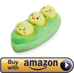 Three Peas in a Pod Tsum Tsum Bag Set