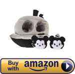 D23 Steamboat Willie Tsum Tsum Set