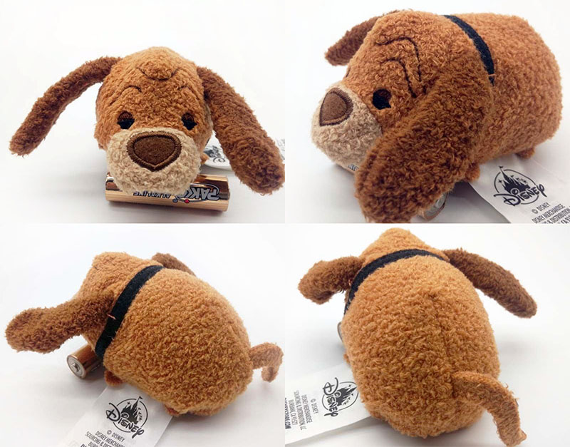 Preview Trusty Tsum Tsum From Lady And The Tramp My Tsum Tsum