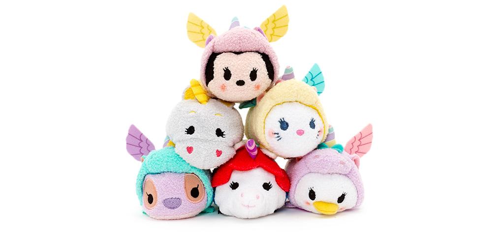 Disney Frozen Anna Elsa Olaf Sven Kristoff Tsum Tsum Collection Peluche Soft Toy