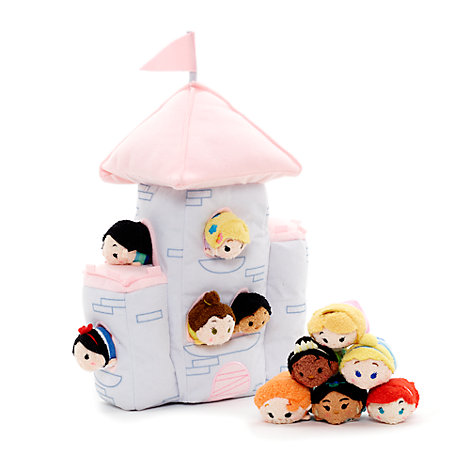 Ariel Disney Tsum Tsum Mini Bean Plush